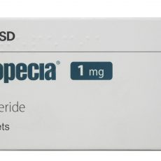 Finasteride, inibitore dell'enzima 5AR responsabile della calvizie